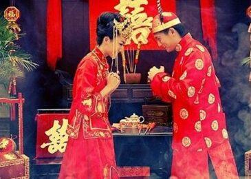 mơ thấy đám cưới trung quốc